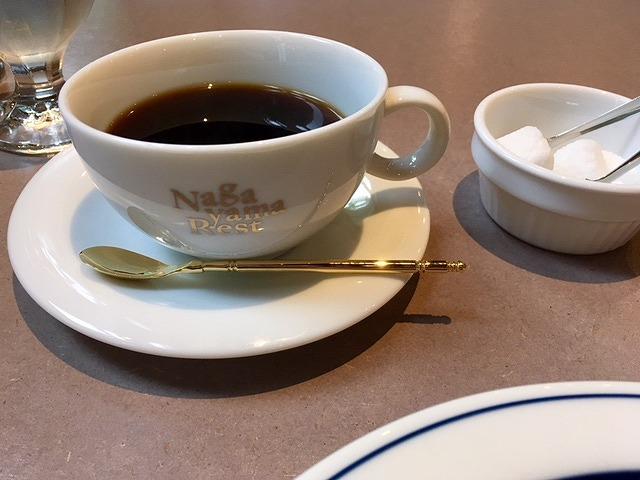 ホットコーヒー(ナガヤマブレンド)